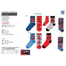 Spiderman - pack 3 calcetines 40% co55% pe3