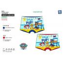 Paw Patrol - boxer bath sublime dev 85% polyester