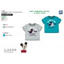 Mickey - Short T-Shirt 100% coton