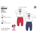 Minnie - 2 Piece Set Pants & T-Shirt 100%