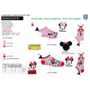 wholesale Socks and tights: Minnie - socks 55% cotton / 25% polyester /