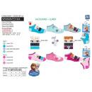 Großhandel Lizenzartikel: frozen - Pack 3 Socken 55% c