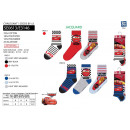 CARS 3 - pack 3 chaussettes 70% cotton 18% polyest