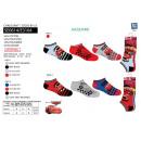 Großhandel Lizenzartikel: Cars 3er Pack 3 Socken 55% c