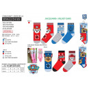 PAW PATROL - pack 3 chaussettes 70% cotton 18% pol