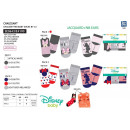 Minnie - pack 3 socks 70% cotton 23% polyest