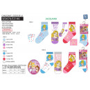 Princess - Pack 3 Socken 70% Baumwolle 18% Poly