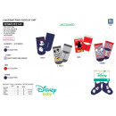 Mickey - socks 70% cotton 23% polyester 5% p