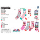 ENCHANTIMALS - pack 3 socks 70% cotton 18% p