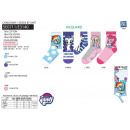 My Little Pony - socks 70% cotton 18% polyes