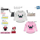 Minnie - 65% polyester / 35% cotton sweatshirt