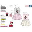 mayorista Ropa bebé y niños: Minnie - vestido de manga corta de tul multi