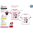 Minnie - Short T-Shirt 100% bawełna