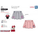 wholesale Childrens & Baby Clothing: Minnie - 65% polyester / 35% cotton skirt