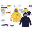 wholesale Childrens & Baby Clothing: Cars 3 - 100% polyester parka