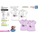 FROZEN - t-shirt photocromic print 100% coton