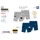 Batman - bermuda 65% cotton / 35% polyester