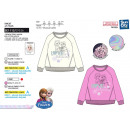 frozen - 65% polyester / 35% cotton sweatshirt