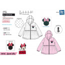 Minnie - 100% polyester jacket