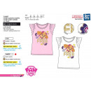 Paw Patrol - T-Shirt manga corta 100% algodón