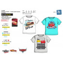 wholesale Licensed Products: Cars 3 - 100% coton Short Cuff T-Shirt
