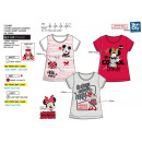 MINNIE - t-shirt manchette courtes 100% coton