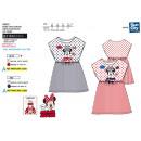 Großhandel Lizenzartikel: Minnie - Kleid s / m elastischer Bund 100%