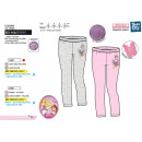 PRINCESSE - legging motif place 95% cotton / 5% e