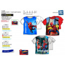 Spiderman - subliem T-Shirt korte mouwen deva