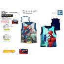 Spiderman - T-Shirt 100% cotone
