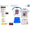 Spiderman - conjunto de 2 piezas, pantalones corto