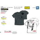 Star Wars VII - T-Shirt manga corta 100% cuna