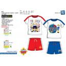 Fireman Sam - 2 Piece Set Short & T-Shirt 10