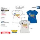 MUJER MARAVILLOSA - T-Shirt Corta 100% Coto