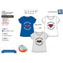 DC SUPER HERO GIRLS - T-Shirt corta 10