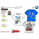 Avengers CLASSIC - Short T-Shirt 100%