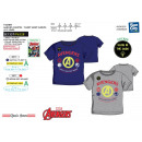 Avengers CLASSIC - rövid T-Shirt 100%