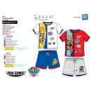 Paw Patrol - 2-piece set short & T-Shirt 100