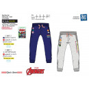 Avengers CLASSIC - 65% polyester jogging pants