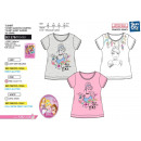 Princess - 100% coton Short Cuff T-Shirt