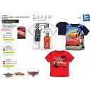 Cars 3 - 100% coton Short Cuff T-Shirt