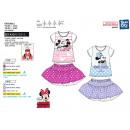 Minnie - 2 piece set skirt & T-Shirt 100% cot