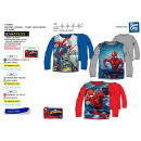 Spiderman - T-Shirt manga larga 100% algodón