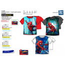 Spiderman - Short T-Shirt 100% coton
