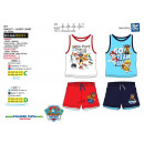 wholesale Underwear: Paw Patrol - set 2 pieces shorts & tank top 1