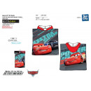 Cars 3 - bath cape hood 100% coton