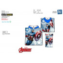 Avengers CLASSIC - 100% polyester hooded bath cape