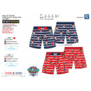 wholesale Swimwear: Paw Patrol - 100% polyester swim shorts
