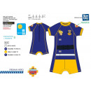 Fireman Sam - bathing suit 88% polyester /