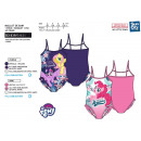 wholesale Swimwear: My Little Pony - bath 1pc sublime frou 85% polyest